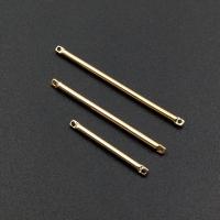 Коннектор Палочка-цилиндр, 30*1.5 мм, цвет золото