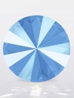 Swarovski Rivoli Crystal Summer Blue, размер 12мм (1122)