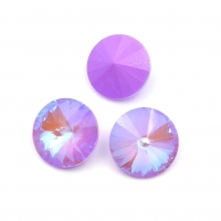 Кристалл Риволи 14мм Lavender DL