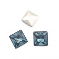 Кристалл Квадрат 10мм Denim Blue