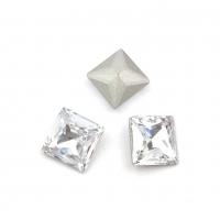 Кристалл Квадрат 10мм Crystal
