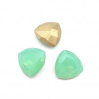 Кристалл Триллиант 12мм Hrysolite Opal