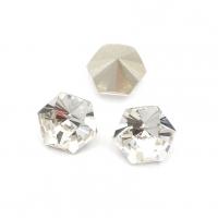 Кристалл Шестигранник 10мм Crystal