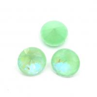 Кристалл Шатон 8мм Lime DL