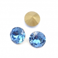 Кристалл Шатон 8мм Light Sapphire