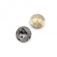 Кристалл Шатон 8мм Hematite