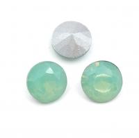Кристалл Шатон 6мм Chrysolite Opal
