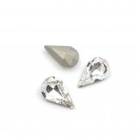 Кристалл Капля 6*10мм Crystal