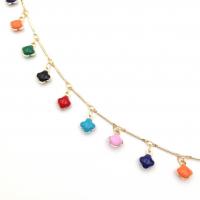 Агат Белый натуральный, гранёный,  A Grade, 6мм; 31 бусина