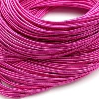 Жёсткая Канитель 1,2мм; 5гр.; Ярко-Розовый