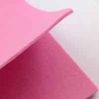 Фетр жёсткий EFCO, толщина 2мм; лист 30*45см; 350г/метр; Светло-Розовый