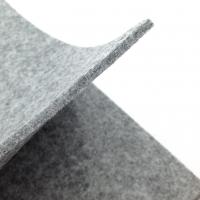 Фетр плотный Rayher, толщина 3-4мм; лист 30*45см; Серый