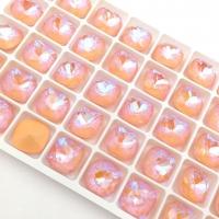 Кристалл Кушон 12мм Peach DL