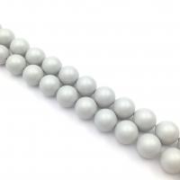 Swarovski 10 бусин Crystal PASTEL Grey Pearl