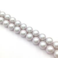 Swarovski 10 бусин Crystal Iridescent Dove Grey Pearl
