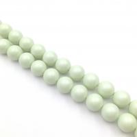Swarovski 10 бусин Crystal PASTEL Green Pearl