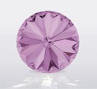 Swarovski Rivoli Crystal Light Amethyst, размер 14мм (1122)