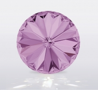 Swarovski Rivoli Crystal Light Amethyst, размер 14мм (1122)