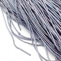 Трунцал; 1,6мм; 5гр.; серебро-Серый
