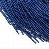 Фигурная Канитель Бамбук 2.1мм; 5гр.; Синий