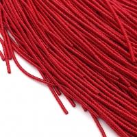 Фигурная Канитель Бамбук 2.1мм; 5гр.; Красный