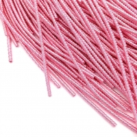 Фигурная Канитель Бамбук 2.1мм; 5гр. нежно-Розовый