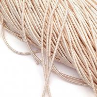 Фигурная Канитель Бамбук 2.1мм; 5гр.; Золото розовое