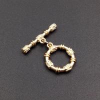 """Тогл """"обмотка"""" кольцо 14.5мм; цвет золото"""