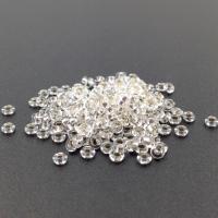 5 грамм Бисер TOHO DEMI Round 8/0 # PF021 Серебро Гальванизированный