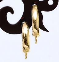 Швензы полированные Прямые, цвет золото