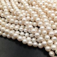 Швензы Цветок с Белой Керамикой 17*11мм; цвет золото