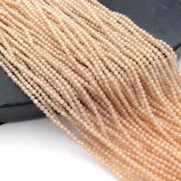 Фианит ювелирной огранки шар 2мм, цвет Нюд