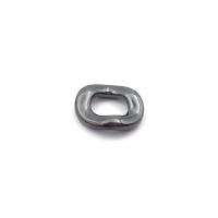 Элемент Свободная форма из Чёрной Керамики, 15.5мм