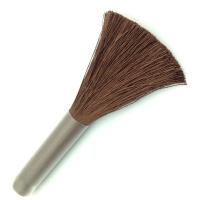 Кисть Шёлк, 9см, цвет шоколад