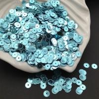 Стразовая Цепь Южная Корея, страз Crystal 2,2мм, отрезок 50см, цвет платина