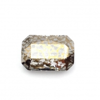 Swarovski Бусина 14*9.5мм Gold Patina (5515)