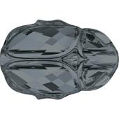 Swarovski Скарабей 5728 Crystal Silver Night