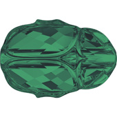 Swarovski Скарабей 5728 Emerald
