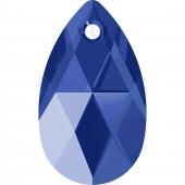 Swarovski Подвеска Капля 22мм Majestic Blue (6106)