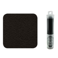 Ultrasuede BLACK ONYX, размер 21.5*10.7см, в тубе