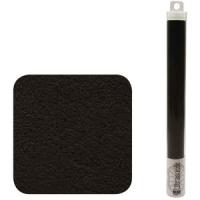 Ultrasuede BLACK ONYX, размер 21,5*21,5см, в тубе