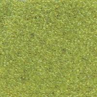 MIYUKI Delika 11/0  Tr.Lime (#1106); 5грамм