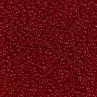 MIYUKI 15/0 Transparent Red (#0141); 5грамм