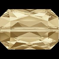 Бусина 14*9.5мм  Crystal Golden Shadow (5515)