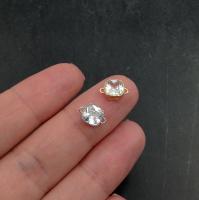Мадагаскарский розовый Кварц A Grade; 6мм, 30 бусин